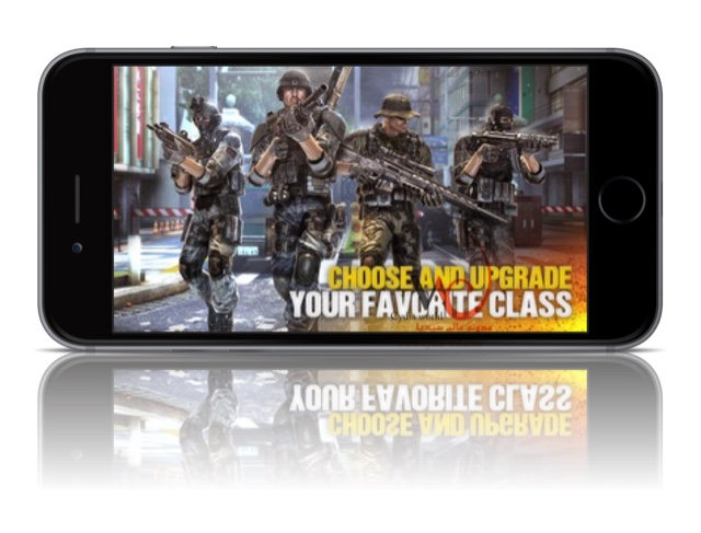 Download  Modern combat 5 Free