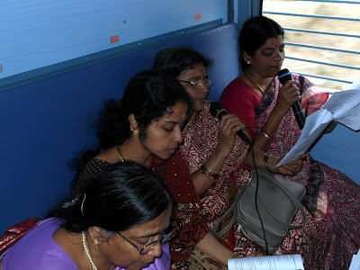 Sai Geetham by Yamuna and Abhirami - Chitlapakkam Samithi