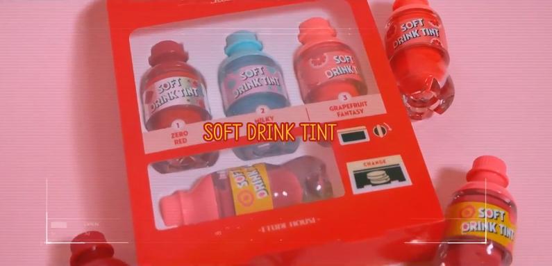 Etude House Soft Drink Tint