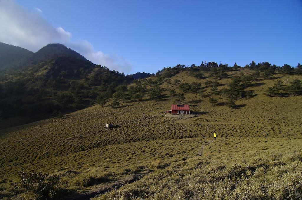 2013春,中央山脈南二段八天縱走