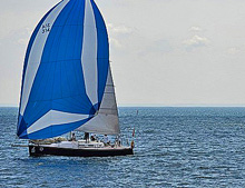 J109 sailing lake ontario 300 sailboat race