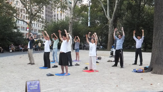 Madison Square Park, Manhattan, New York, Elisa N, Blog de Viajes, Lifestyle, Travel, falun gong