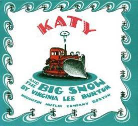 Katy and the Big Snow {FI♥AR}