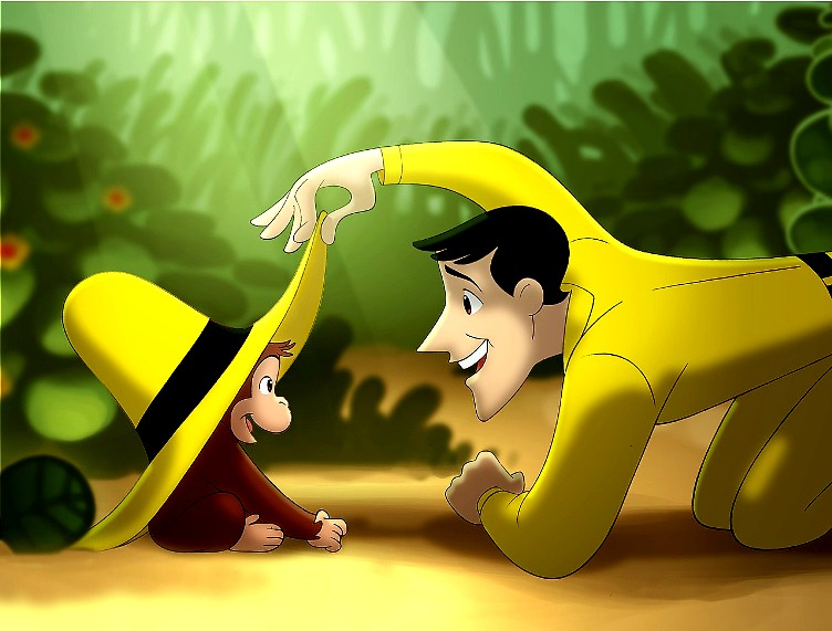 Curious George Cartoon Picture 4