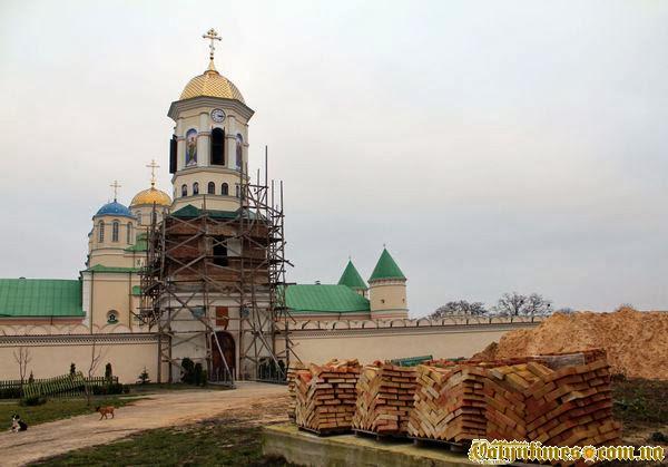 Межиріцький Свято-Троїцький монастир