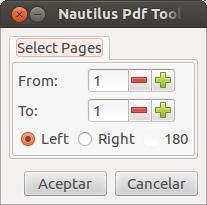 girar PDF