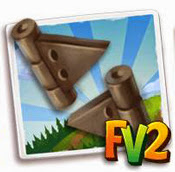 FarmVIlle 2 Cheats for wrought iron hinge