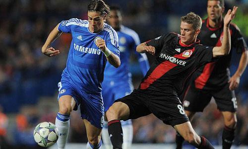 Torres, Chelsea - Leverkusen