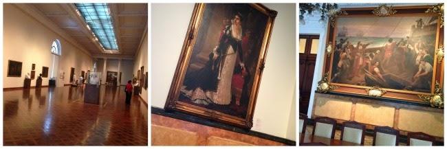 Museu Nacional de Belas Artes acervo permanente