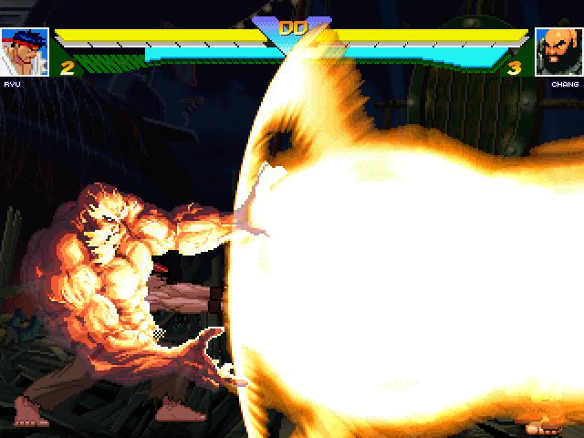 SF3 Ryu -ReHyped- for Win MUGEN & 1.0 (& 1.1b) Ryu-rehyped-02