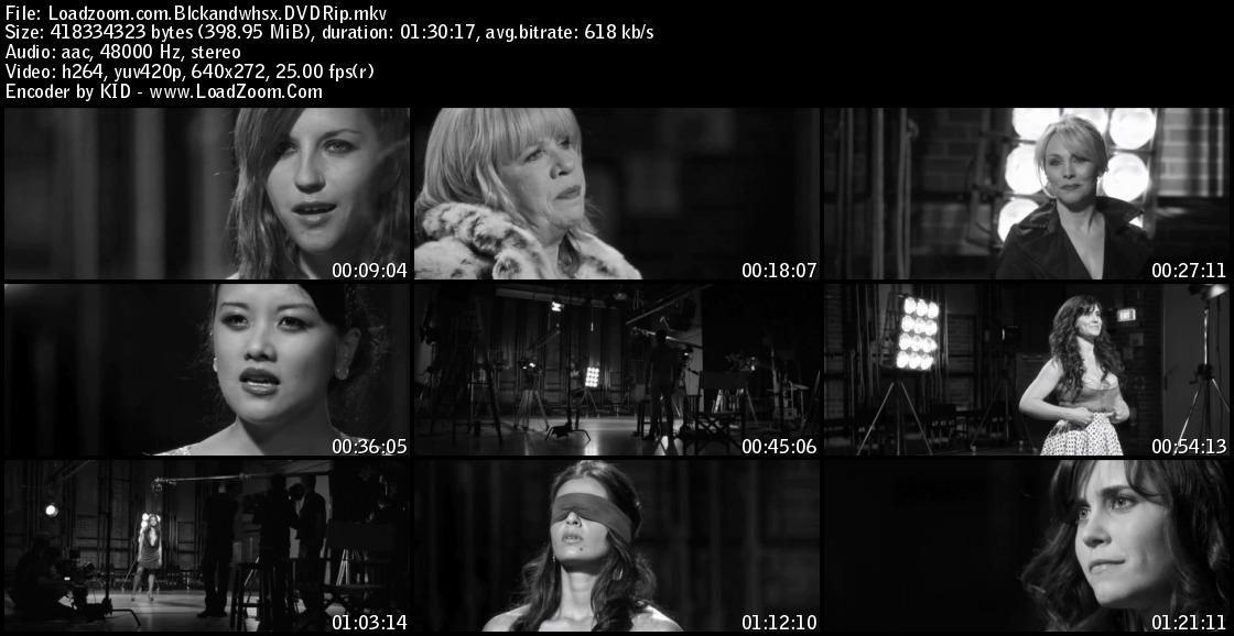 movie screenshot of Black and White and Sex fdmovie.com