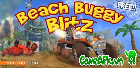 Beach Buggy Racing v1.2 Hack Free Shopping cho Android