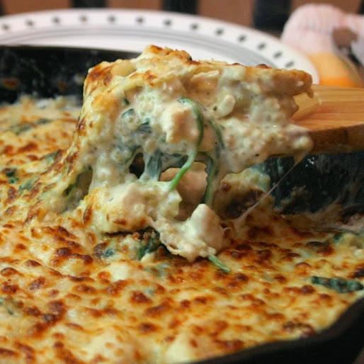 Spinach Chicken & Quinoa