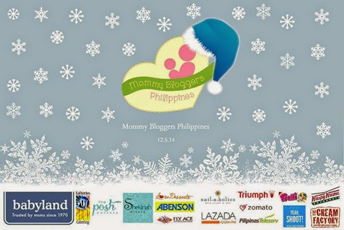 Christmas, party, events, blogging, Mommy Bloggers Philippines, mummy events, blogging