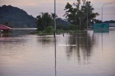 Banjir besar di Kedah pada 2010