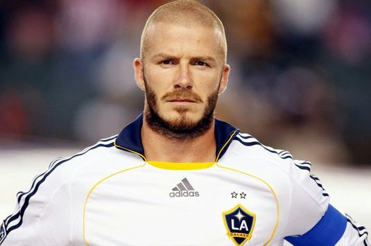Excellent 20 Beautiful Pictures Of David Beckham Hairstyles Celebrity Hairstyles For Women Draintrainus