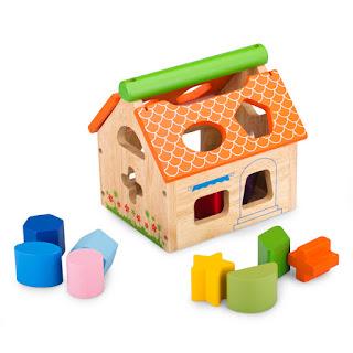 3 đồ chơi thả khối phù hợp nhất cho trẻ