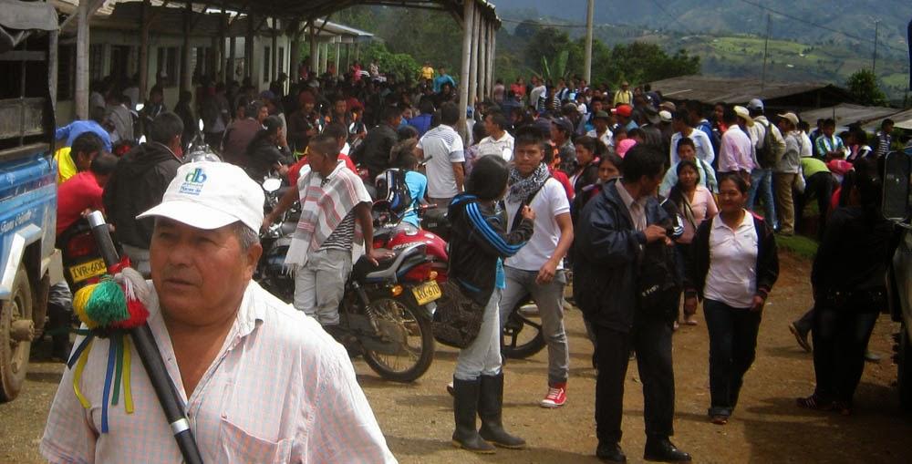Cauca: Munchique le pone ultimátum a las actividades mineras y los cultivos ilícitos