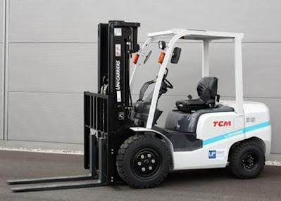 Xe nâng diesel TCM 2 – 3 tấn