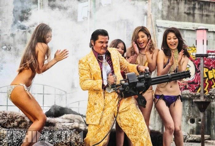 Ảnh trong phim Băng Đảng Tokyo - Tokyo Tribe 2
