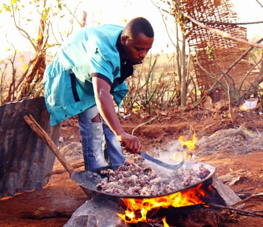 Kelione i Etiopija.Autorius:Tomas Baltusis