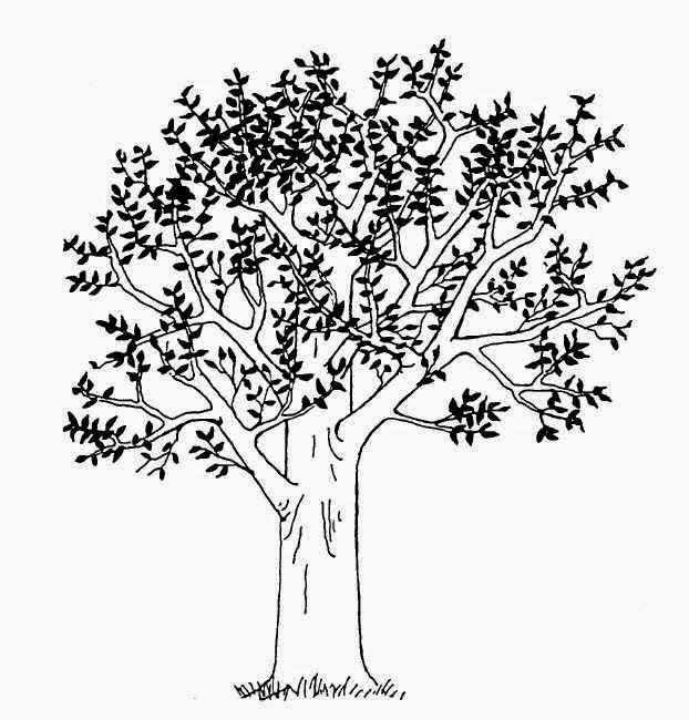 gambar pohon psikotes