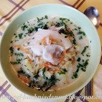 zupa ogórkowo selerowa