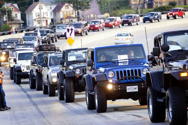 Butler's Bantam Jeep Heritage Festival celebrates 75 years history |  TribLIVE.com