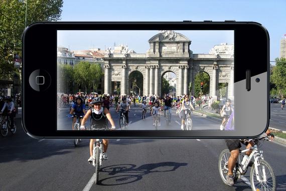 Tus fotos de la Fiesta de la Bicicleta 2012