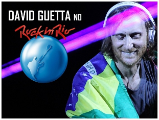 CD David Guetta ao vivo – Rock in Rio 2013