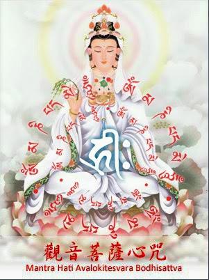 Multimedia Suara Mantra Avalokitesvara Bodhisattva