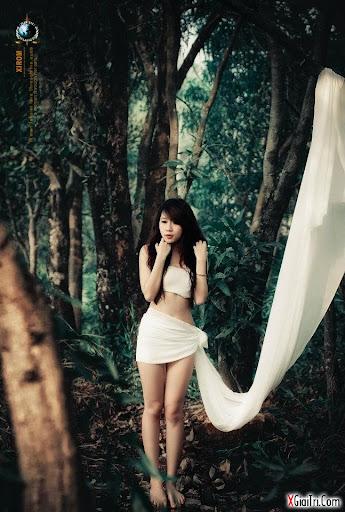Công chúa rừng sexy