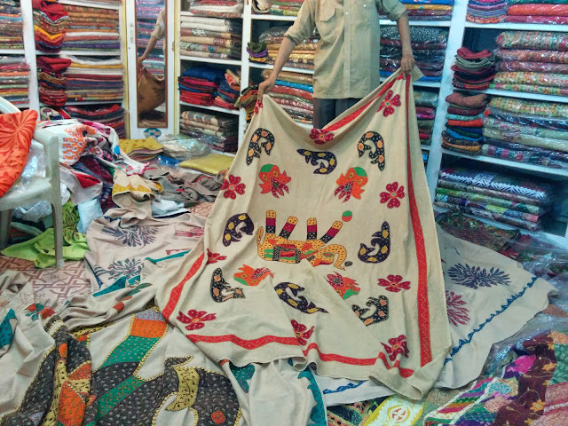 Shopping at Jaisalmer
