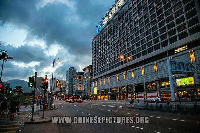 Hong Kong Street Photo