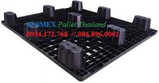 Pallet nhựa xuất khẩu NLV 1012 LT