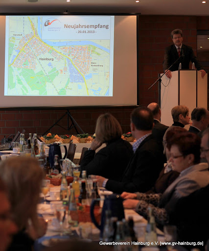 Neujahrsempfang - Gewerbeverein Hainburg e.V. | Tobias Kemmerer