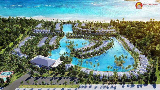 Biệt thự nghỉ dưỡng Kim Long Ocean Thuận Phước