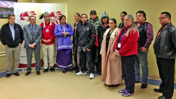Ontario chiefs demand feds abandon Education Act