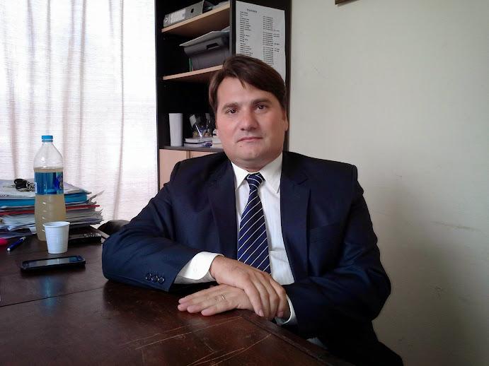 Darío Kubar habló de la ruptura del bloque del Frente Renovador y de la gestión y declaraciones del intendente