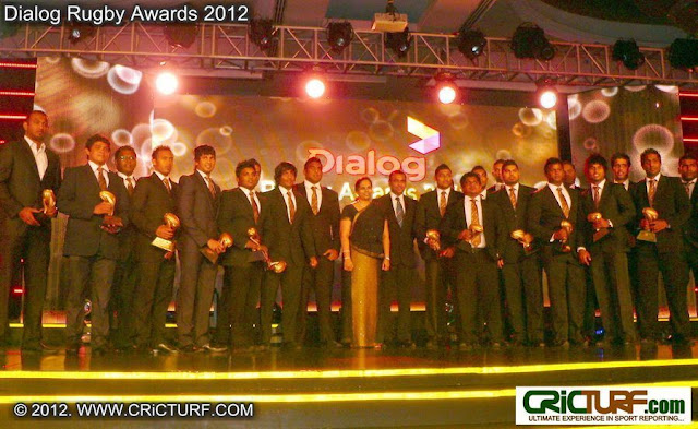 Dialog Rugby Awards 2012 - Full List - Havelocks dominates