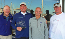 J/125 Stark Raving Mad- winner PHRF 2