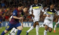 video Goles Barcelona Chelsea [2 - 2] Semifinales 24 abril 2012