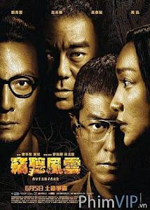 Thiết Thính Phong Vân 3 - Overheard 3 poster