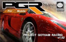 pgr1 Download Game EA Bornout: Action Racing Game on Java and Symbian phones