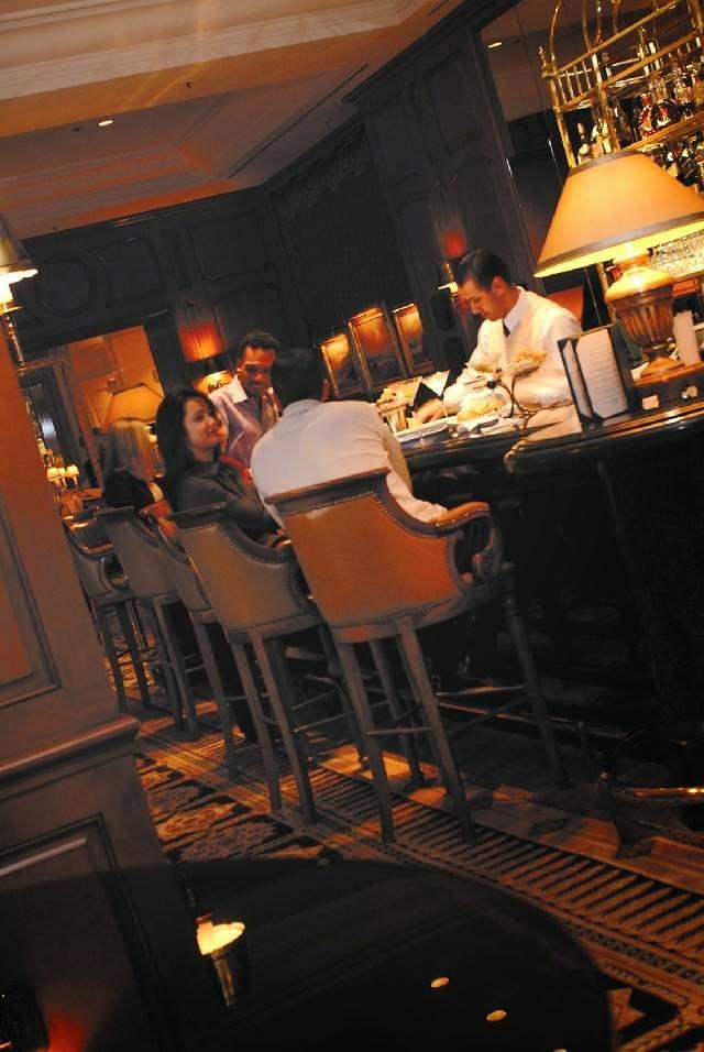 The Club Bar at The Peninsula