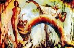Goddess Huitaca Image