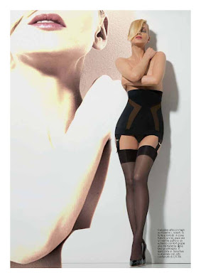 Pierre Mantoux Future (lingerie), advertorial primavera verano 2012