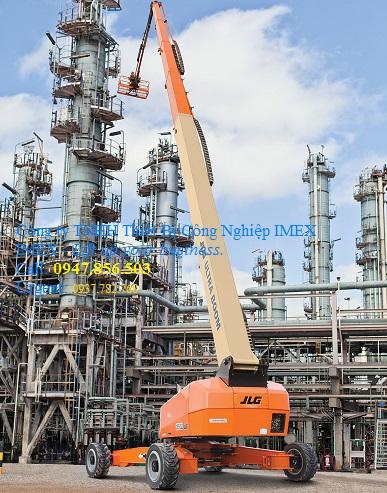 JLG 1850SJ Ultra Boom Lift 56.56m