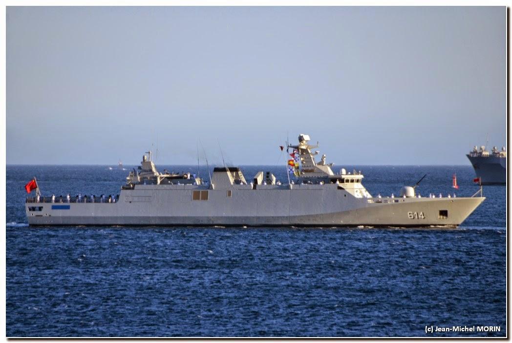 La Marine Royale à la revue navale de Toulon - 15 août 2014 - Page 2 DSC_0055