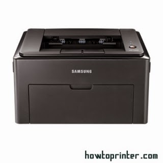 Guide resetup Samsung ml 1640 printers toner counters – red light flashing